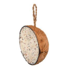 half gevulde kokosnoot
